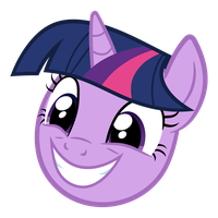 Grinning Twilight by Proenix