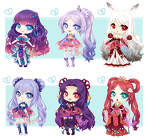 Adopts set 2 resell: CLOSED by RaineSeryn