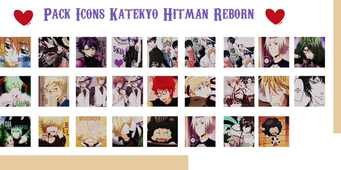 KHR Icons. by Monse123