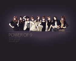 SNSD Wallpaper 5 by tifflebear