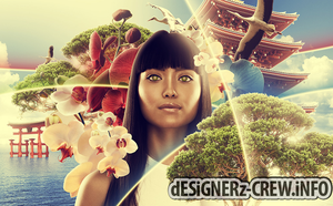 Asian Dream by SET07
