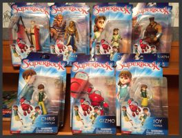 Superbook Group by chewgag