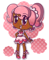 Pink October: AyaZuki Candy by Crystal-Moore