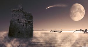 thessaloniki after apocalypse by gfx3000