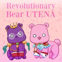 Revolutionary Bear UTENA by Maarika