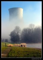 Trojan Cooling Tower by Riverine