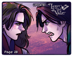 Lost in the Vale Pg 28 - UP! by CrystalCurtisArt