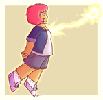A Magic Core by ZimGalForevah