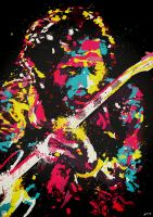 Chuck Berry by yoma82