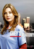 Grey's Anatomy Meredith by Amro0