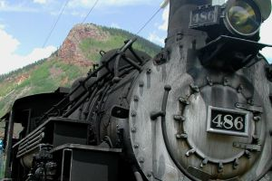 Train to Silverton by dsiegel