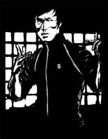 bruce_lee_ by visualeyes