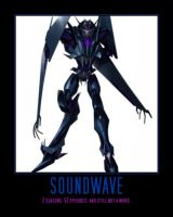 Transformers: Prime Soundwave by Onikage108