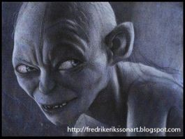 Gollum by FredrikEriksson1