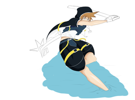 Sora Wip by MicAwesome