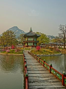 Hwangwonjeong pavilion by Lykorias