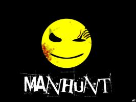 Manhunt-Smiley by p-m
