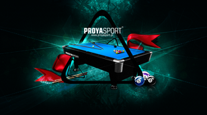 Proyasport pool tables advertisement by rozmin