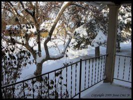 From the Porch I by urnightmare