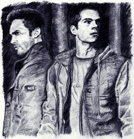 Sterek by Alex-Soler