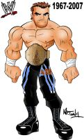 Chris Benoit by TonyForever
