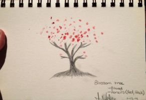 Blossom Tree. by Lance-In-Payne22