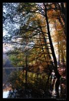 Seven Lakes by Dredged