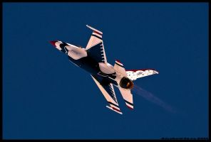 Nellis Thunderbirds16 by AirshowDave