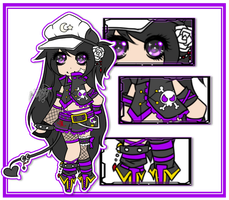 .:OfferAdopt:. Sassy Girl Captain [Pend] by DevilAdopts