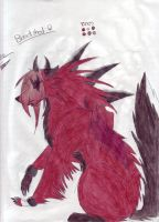 Bloodshed by BiTTENwolf