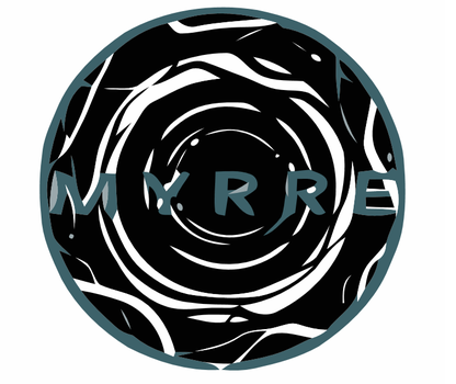 Myrre Music Logo by Snappedragon