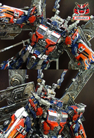 LEADER CLASS TF DOTM ULTIMATE PRIME 13 by wongjoe82