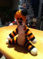 I maded you a Hobbes by SoVeryUnofficial