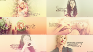 [Share PSD] Pack Quotes Cover - Back To Skool~~~ by cumeuuaena