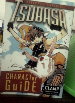Tsubasa Character Guide 1 by prisc8328