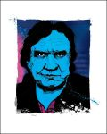 Johnny Cash by tbaneart