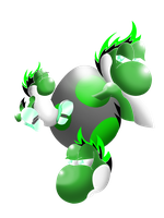 Yoshi Emotions 2 Revamped by ThuggyYoshii