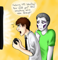 OTP Challenge 3: Gaming by frecleface
