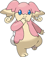 Audino v.2 by Xous54