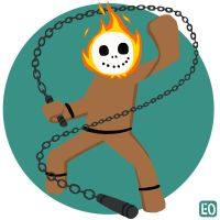 December 17th, Ghost Rider by EO88