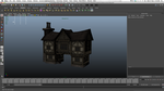 Tudor House Wip by mikey-star