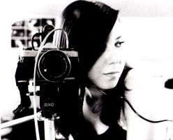 the photographer. by carlyx05x