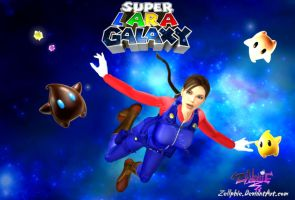 Super Lara Galaxy by Zellphie