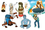 Drawpile Aug 20th by UmbreonGal