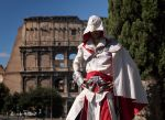 The liberaton of Roma has begun!! by uhavethekey