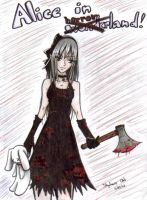 Alice in Horrorland by Artist365