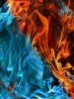fire and ice by pradeepfx