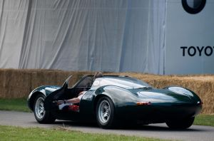XJ13 - Stock Shot by TVRfan
