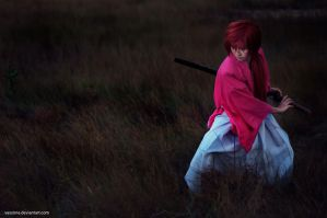 Kenshin - The Legendary Assassin by vaxzone