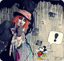 Mad Hatter Series - 08 - Final by kisakii